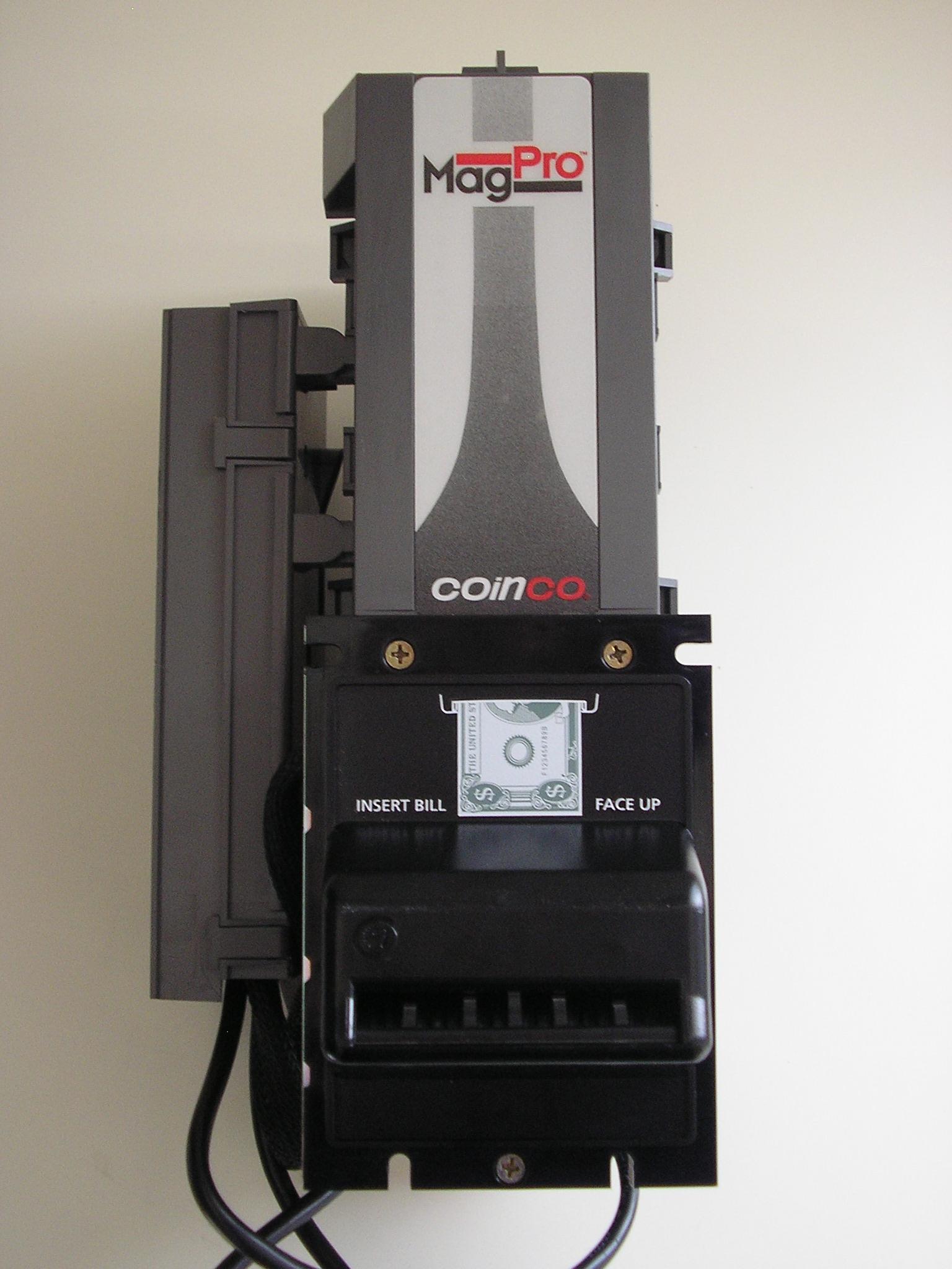 Coinco 9302-GX Snack Soda machine coin mechanism acceptor changer